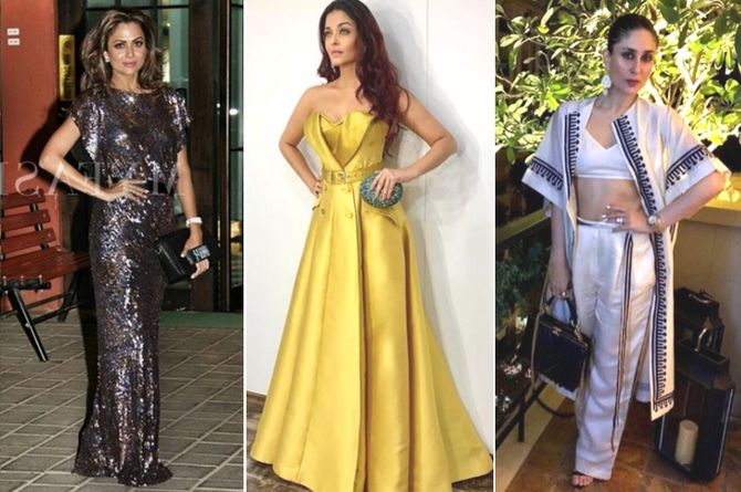 In pics: 5 snazzy party dress inspirations for this Christmas