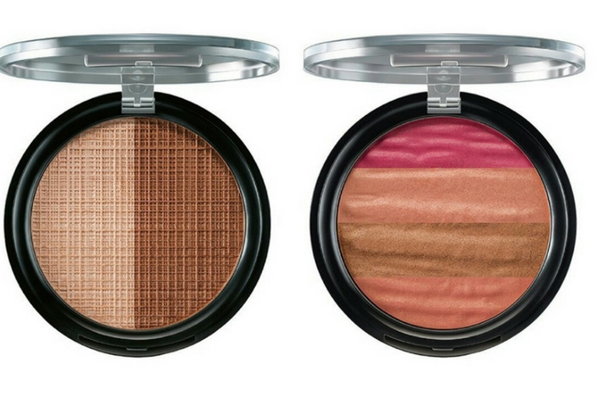 Lakme Absolute Highlighter and Shimmer Bricks