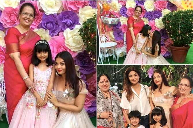 A sweet fantasy theme for Aaradhya