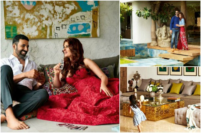 In Pics: Akshay Kumar and twinkle Khanna's home is paradise on earth!