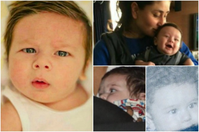 Taimur Ali Khan has become the most famous Pataudi