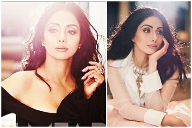 How to look fit and fab at 50... the Sridevi way