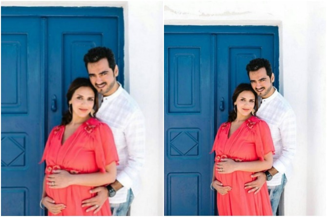 Esha Deol set up everything on her own