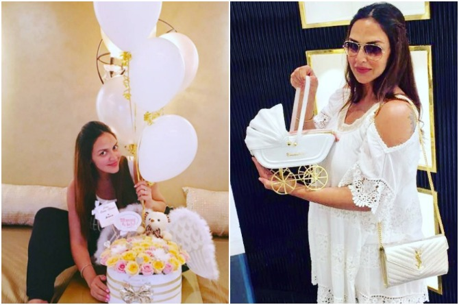 In Pics: Esha Deol Just Had The Most Amazing Maternity Shoot In Greece