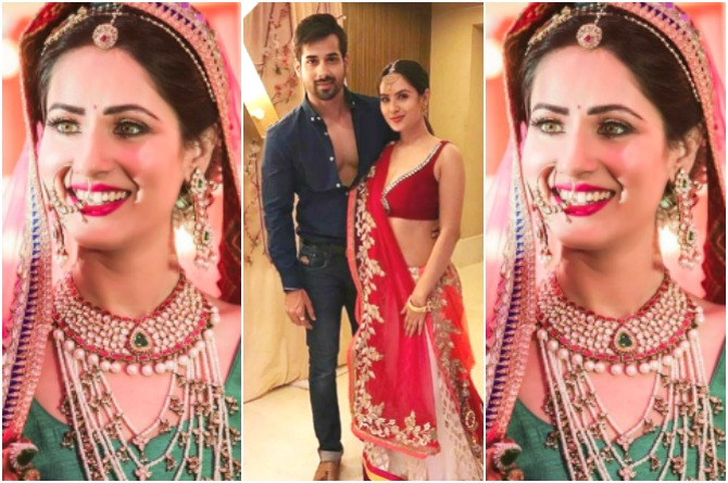 In pics: Parvati Aka Puja Banerjee Gets Engaged In A Star-Studded Ceremony!