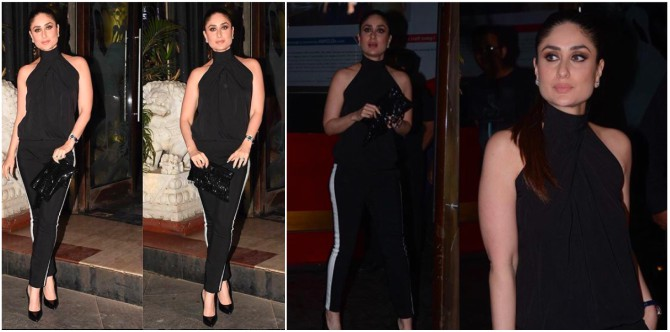Bebo in Black