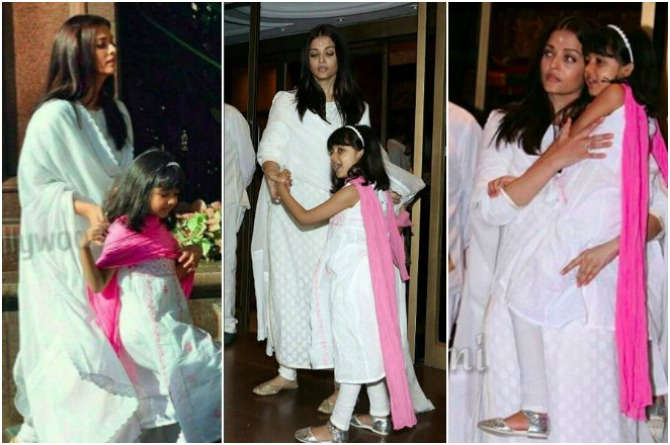 Aaradhya, the world's greatest granddaughter