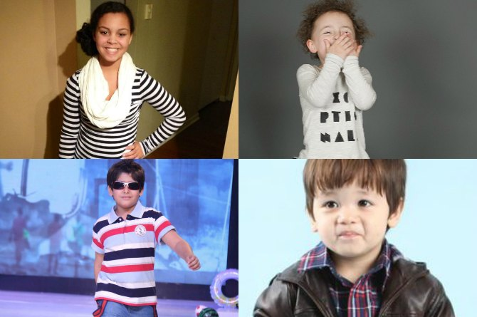 Kids fashion is on the roll:  6 trendy ways to dress up your child