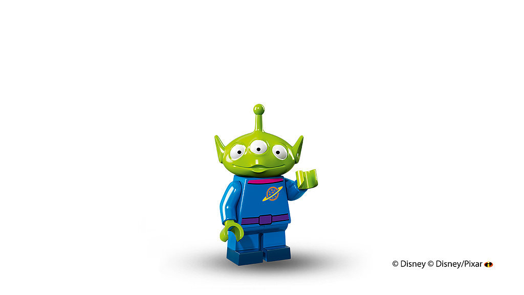 But the Pizza Planet Alien from Toy Story did!