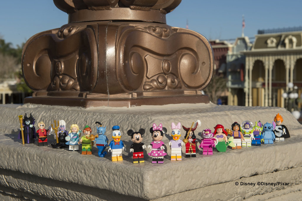 These much anticipated collectibles will debut on May 1, and will be available for $4 each at shop.lego.com.