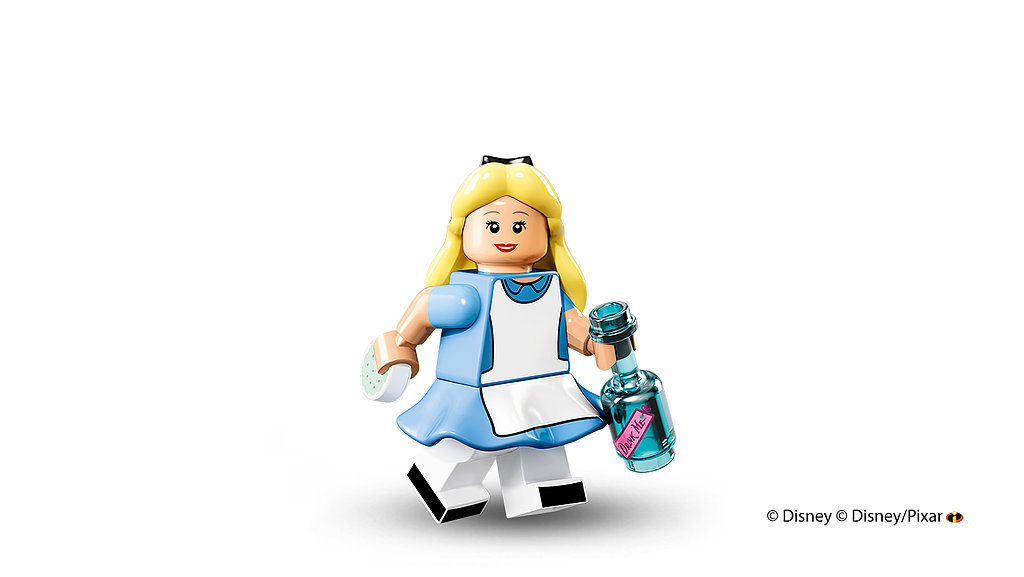 Alice's new wonderland could be your collection