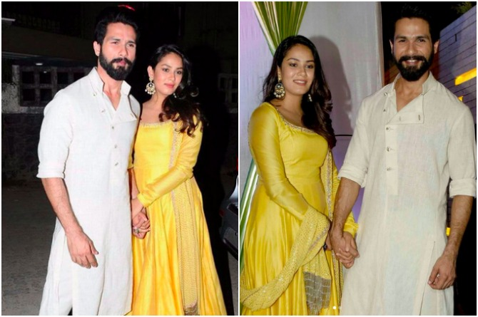 Mira and Shahid Kapoor steal the show