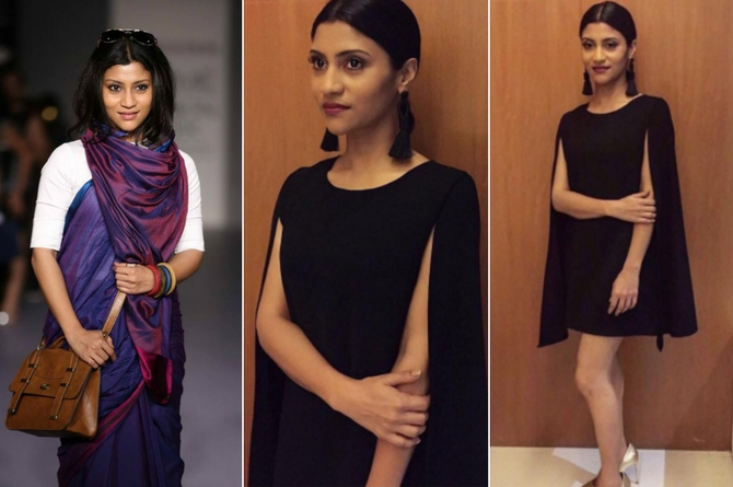 A new spin to the older Konkona