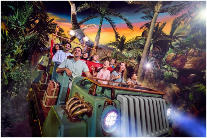 Visiting Dubai with kids? Check out these 4 destinations!