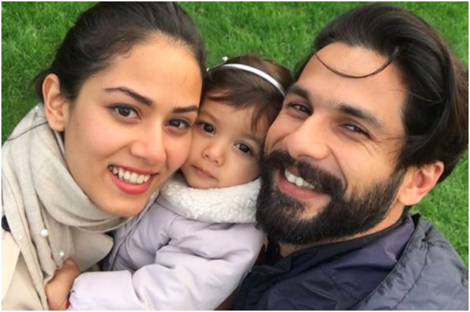 Shahid and Mira select the cutest theme for daughter Misha's first birthday!