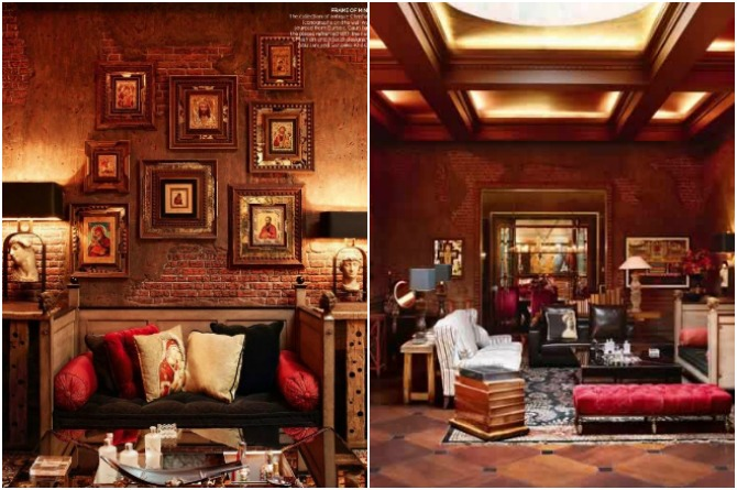 Sneak Peek: We Take You Inside Gauri And Shah Rukh Khanu0027s Artistic Home U0027 Mannatu0027