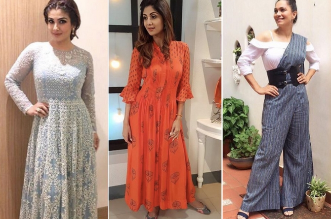 Start this festive season with these 5 quirky Indian outfits!