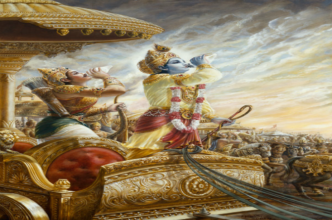 Do you know of any other teaching of Bhagavad Gita that would interest kids?