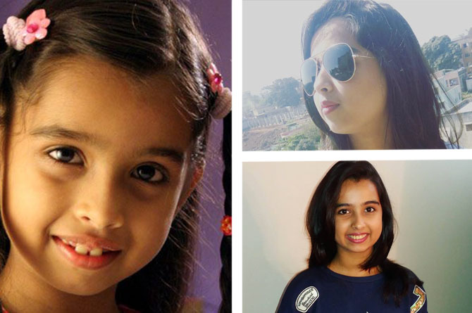 OMG! Ichcha of Uttaran fame is 16 years old now and THIS is how she looks!