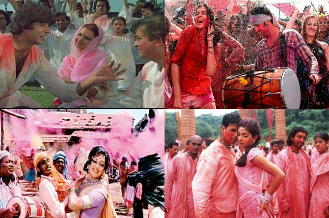 Do you have any suggestions on the must have songs on your holi playlist? If you do then please share your suggestions with us.