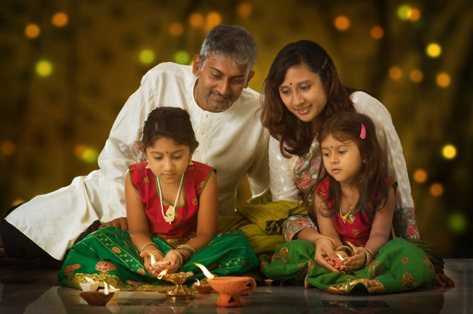 How would you celebrate Diwali this year?