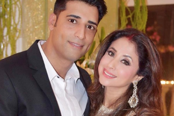 Urmila Matondkar and hubby Mohsin Akhtar are setting new relationship goals!