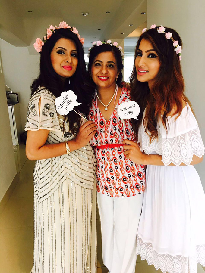 We Take You Inside Geeta Basra S Baby Shower With These Exclusive Pics Theindusparent